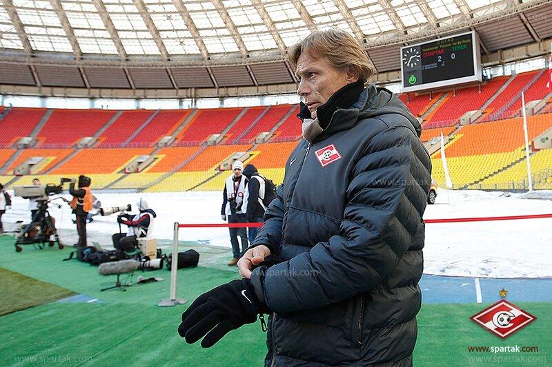 «Спартак» vs «Терек» 3:1 Премьер-лига 2012-2013 (Фото)