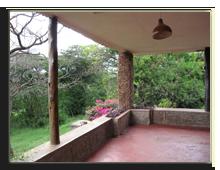 Кения.Масаи Мара. Masai Mara Sopa Lodge. Площадка для наблюдения за животными