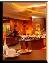 Малайзия. Куала-Лумпур. Renaissance Hotel. Arcade Room Foyer
