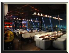 ОАЭ. Дубаи. Raffles Dubai. Asiana Restaurant