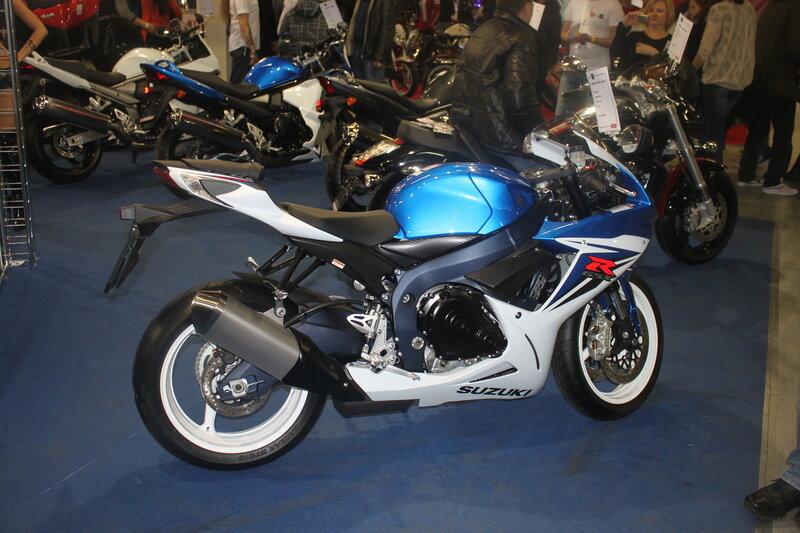 Литровый монстр - Suzuki GSX-R 1000