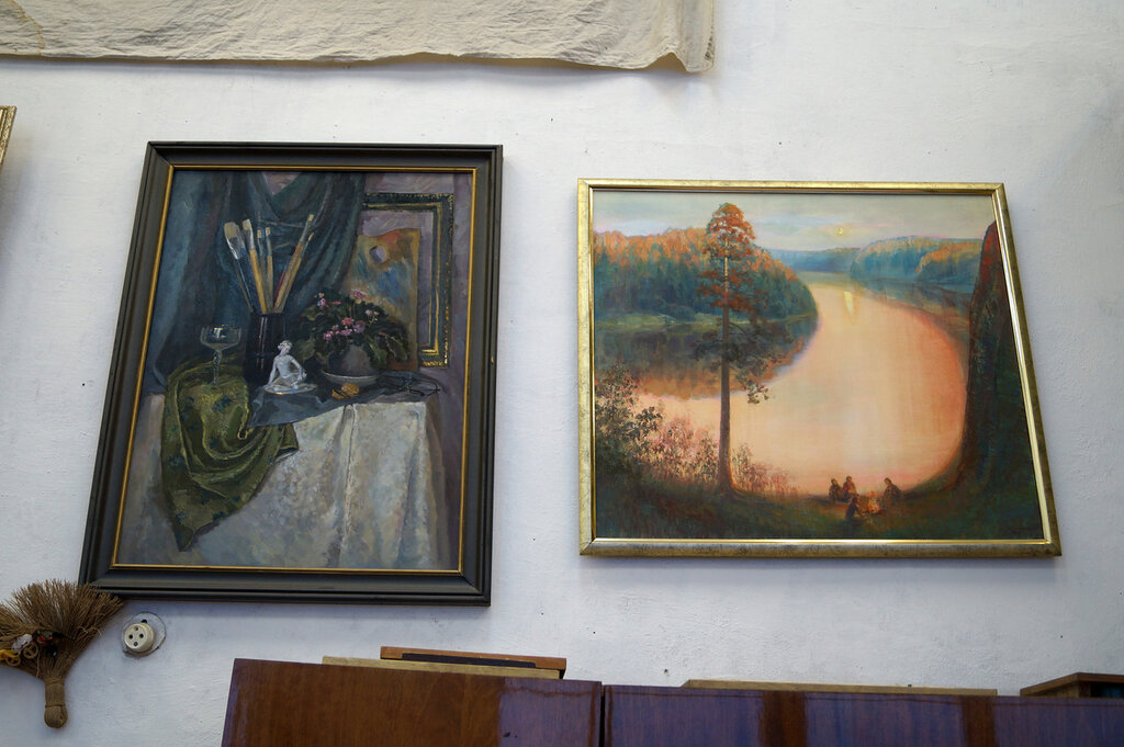 Художественная мастерская. Надежда Русинова (г. Златоуст)