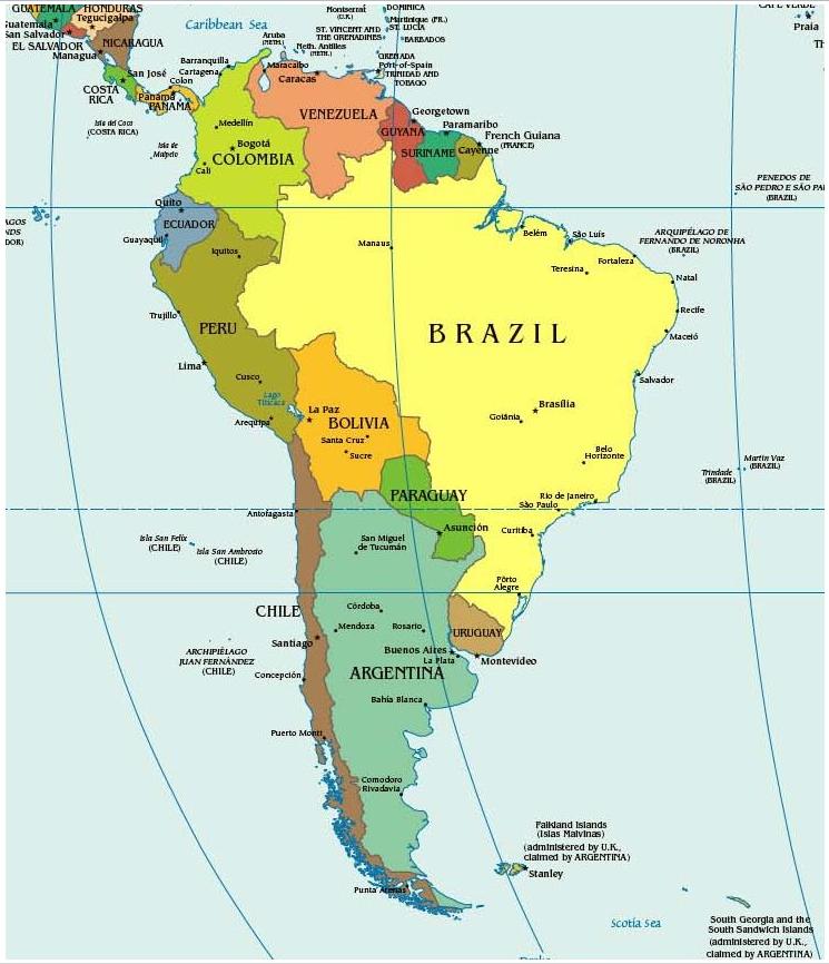 Боливия без воды или Вторая Тихоокеанская война