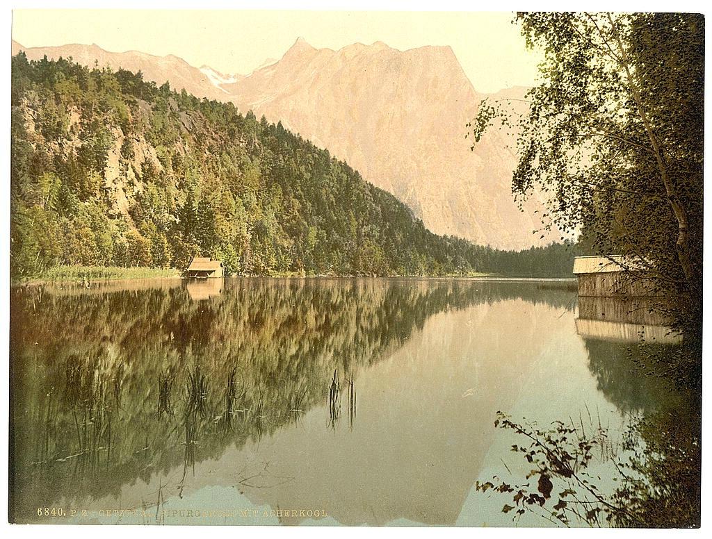 Австрия. Тироль 1890 - 1900 гг 0_80b00_c7b87a0a_orig