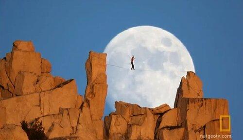 Прогулки под луной на безумной высоте