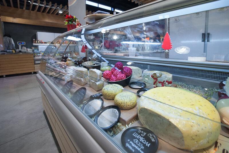 Экологический базар Петровский закупиться свежее мясо