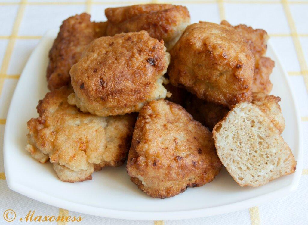 Бухти (пончики). Балканская кухня