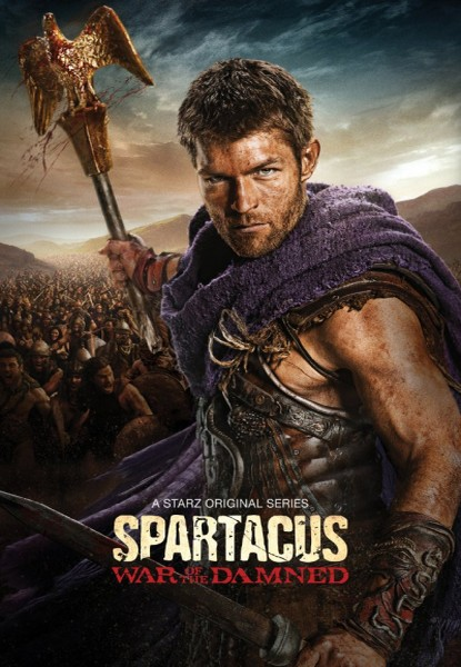 Спартак: Война проклятых  / Spartacus: War of the Damned (3 сезон/2013/HDTV 720p/HDTVRip)