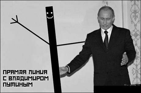 Честные вопросы Путину