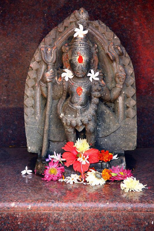 Храм Sri Shantadurga, ГОА, Индия