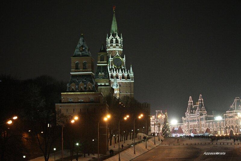Московская набережная