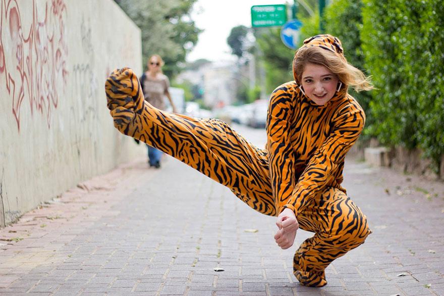 «Люди думают, что я русская, из-за цвета волос!» В начале своей карьеры оперной певицы тигр Шира Пач