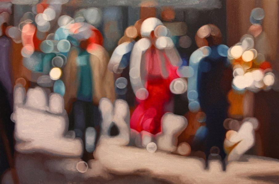 Philip Barlow: как видят мир близорукие люди