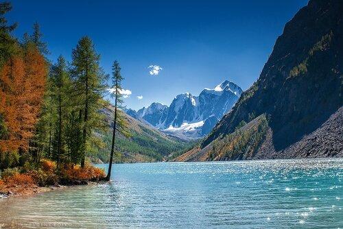 Алтай, Нижне-Шавлинское озеро