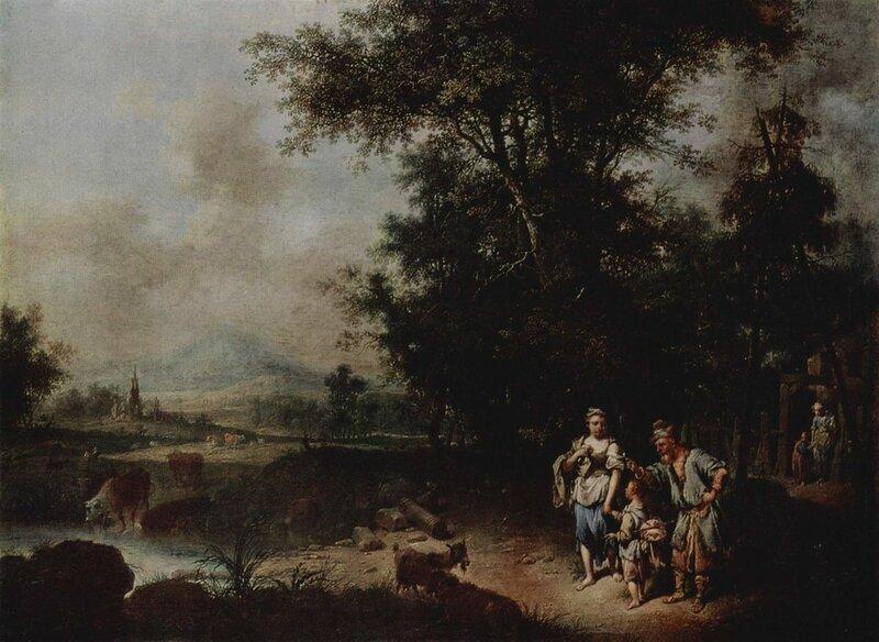 Из собрания шедевров мировой живописи... (553).jpg