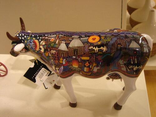 Финские фарфоровые коровы