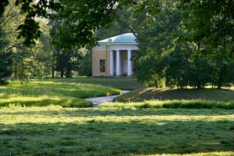 Царское Село, Концертный зал в Екатерининском парке