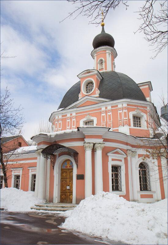 Храм святой великомученицы Екатерины на Всполье.