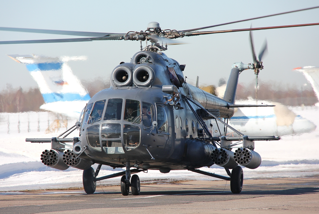 Хорватия поставит Украине 14 военных вертолетов, – СМИ - Цензор.НЕТ 8357