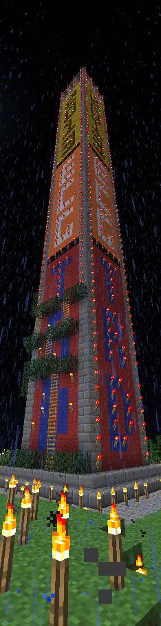 Minecraft Minecraft Skyscrapers Página 17 Skyscrapercity