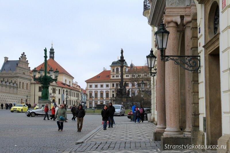 Прага, Пражский Град