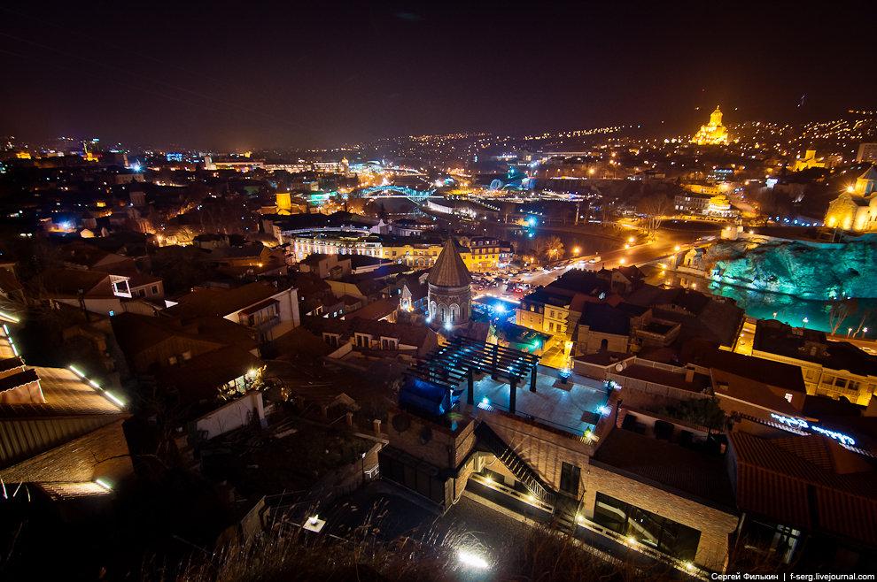 Тбилиси (Грузия 2013-02-05)