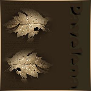 Осенняя роса