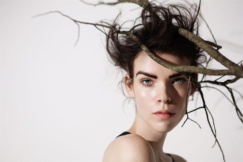 Meghan Collison / Меган Коллисон в проекте Естественная красота / Natural Beauty by James Houston