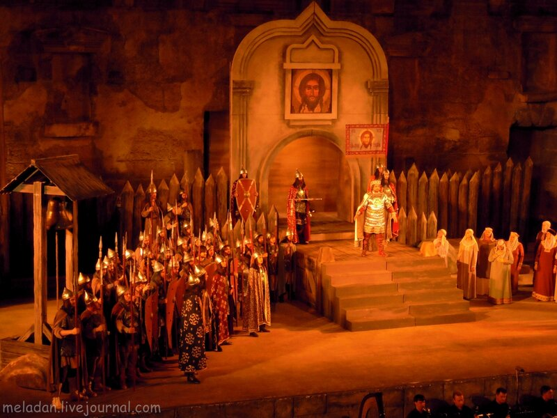 знакомство с оперой князь игорь