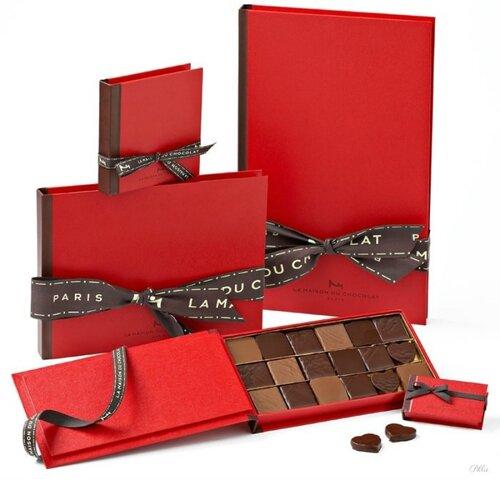 Коробки для шоколада