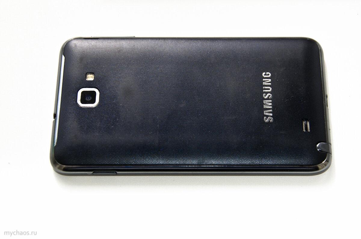 Обзор Samsung Galaxy Note