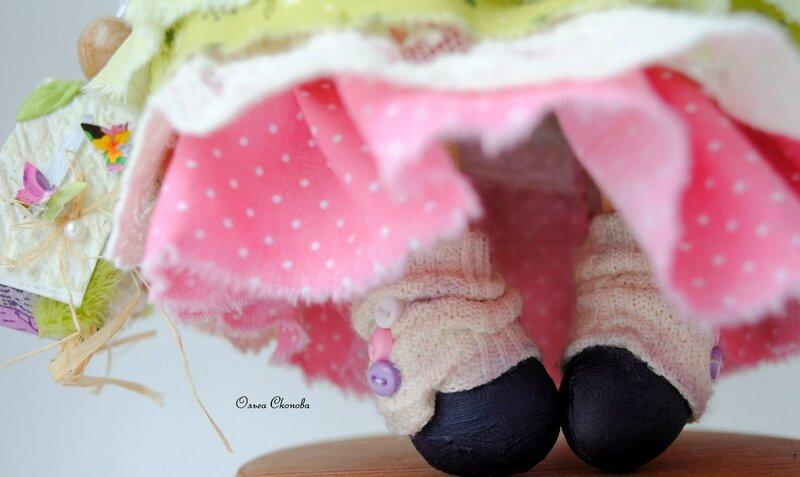 носочки для куклы
