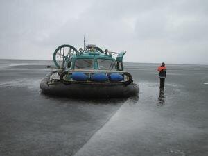 В Приморье снова ищут любителя подледной рыбалки