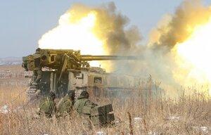 На полигоне под Благовещенском проходит масштабный Всероссийский танковый биатлон