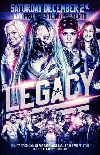 Post image of AAW Legacy