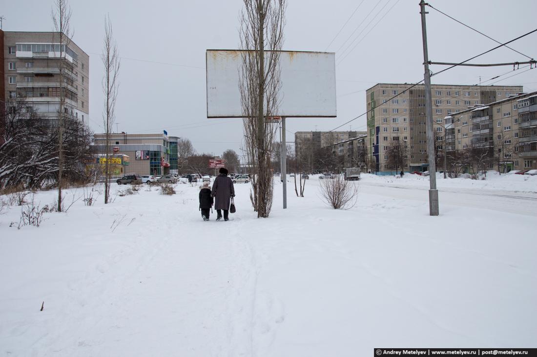 пустые щиты в городе каменск-уральский