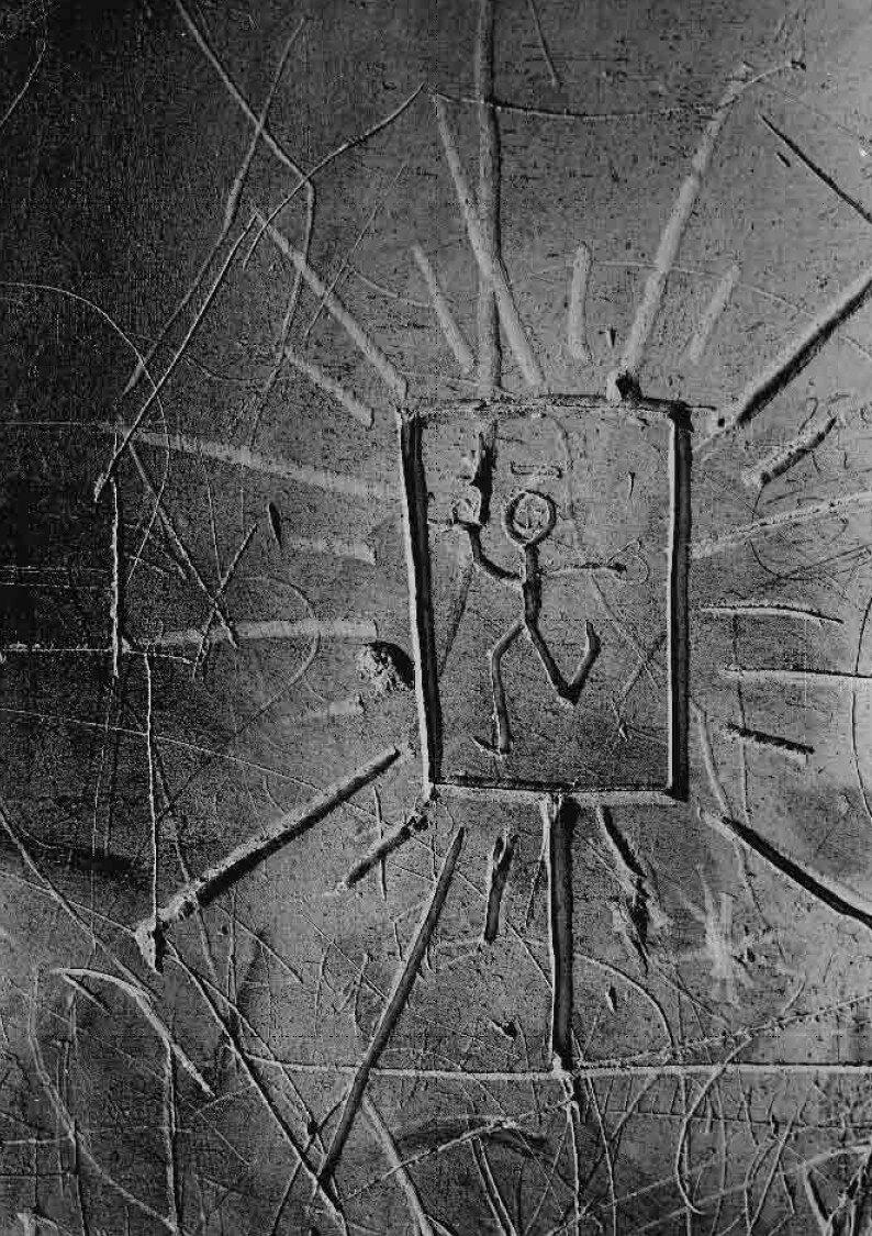 1930. Граффити