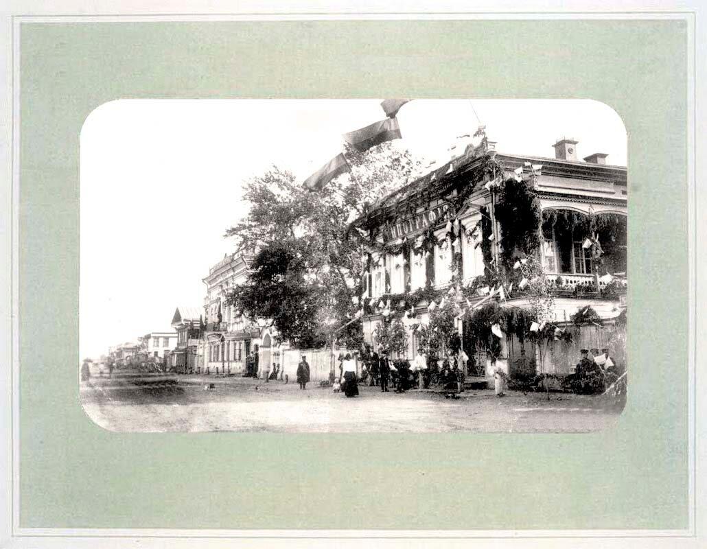 20. Юбилей 1812 г. Набережная улица