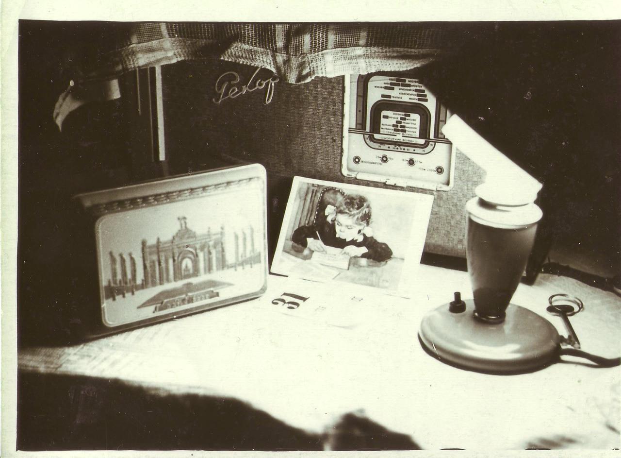 1950-е. В квартире