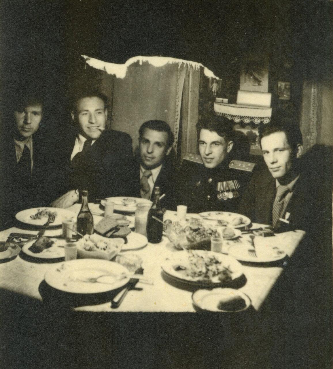 Новый 1946 год