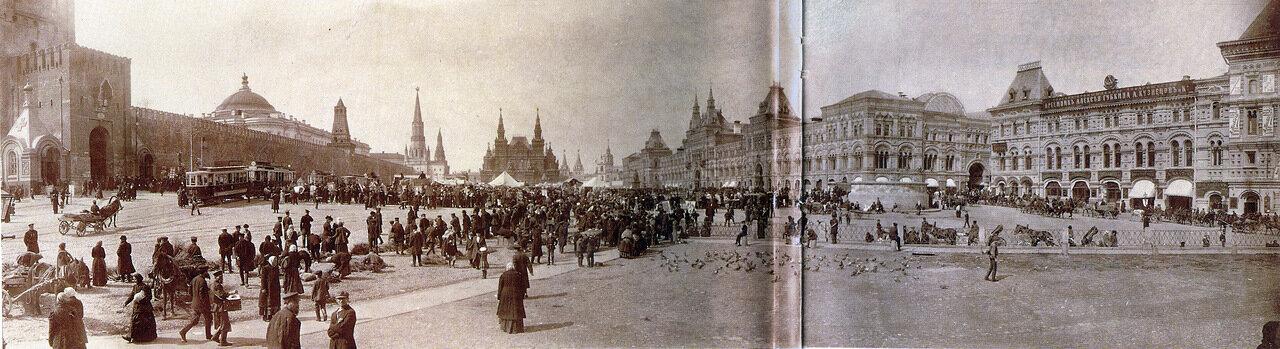1890-е. Красная площадь.