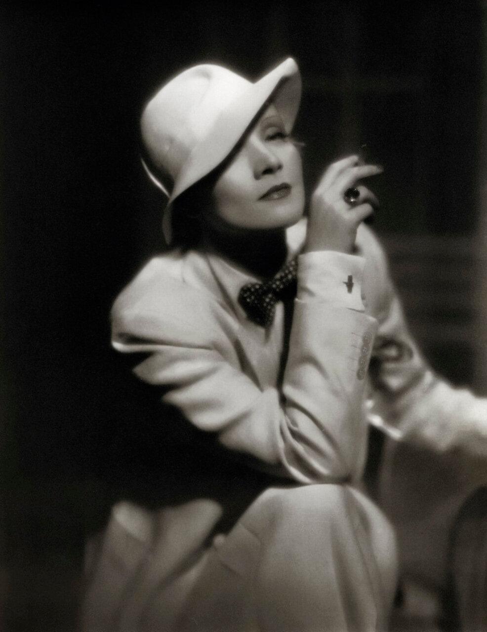 marlene dietrich 1934 - by william walling jr