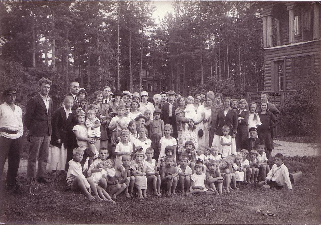 Детская дача № 3, Сестрорецк