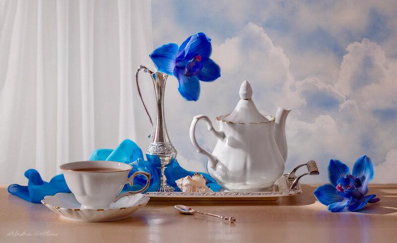 Приятное чаепитие