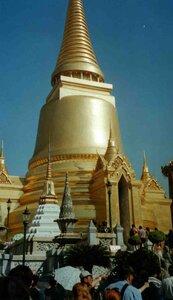 Анна Печенова, Тайланд, Королевский дворец