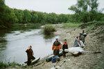 Весенние походы на байдарках (2000-2005)