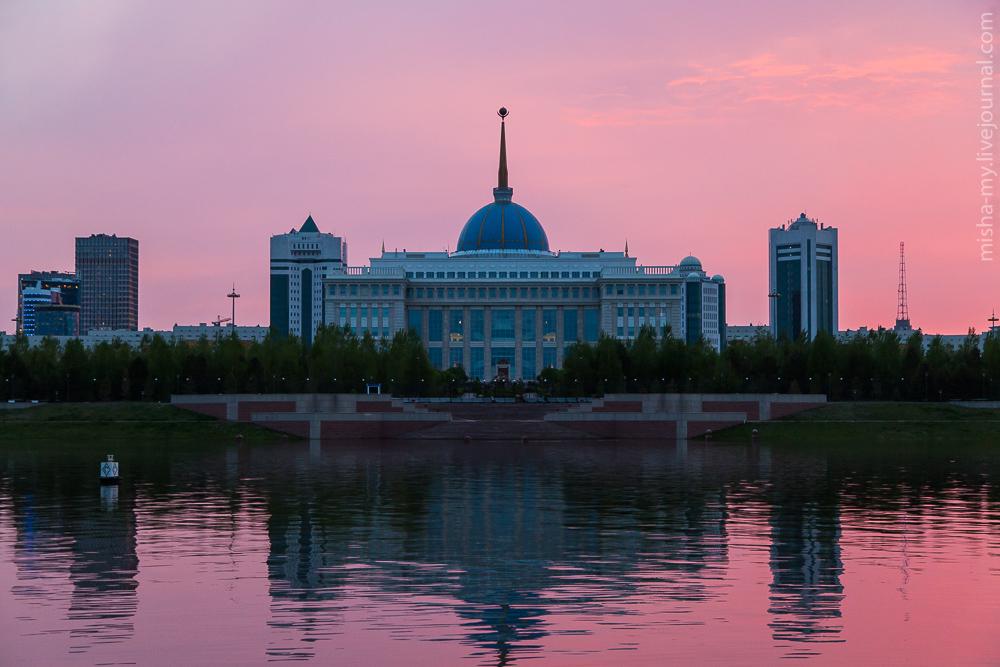 Казахстан, Астана 2017. Часть 1