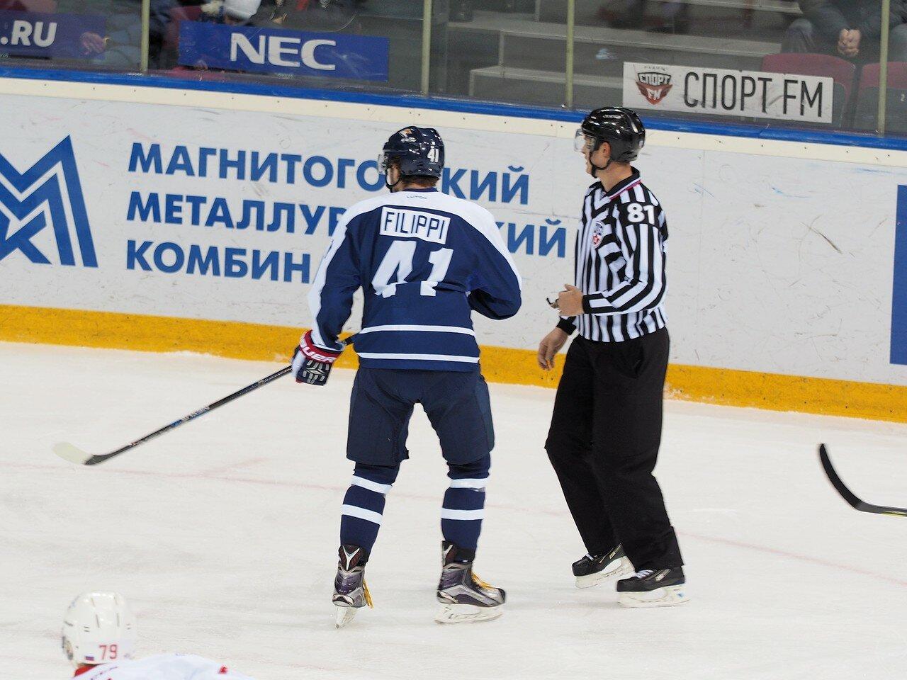 26Металлург - Cпартак 26.12.2015