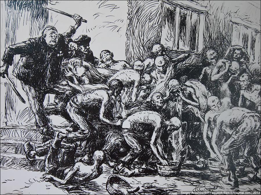 Рисунки узников Освенцима. 0_b84ff_a34b2831_orig