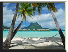 Французская Полинезия. Let's relax at bora bora. Фото wilar - shutterstock